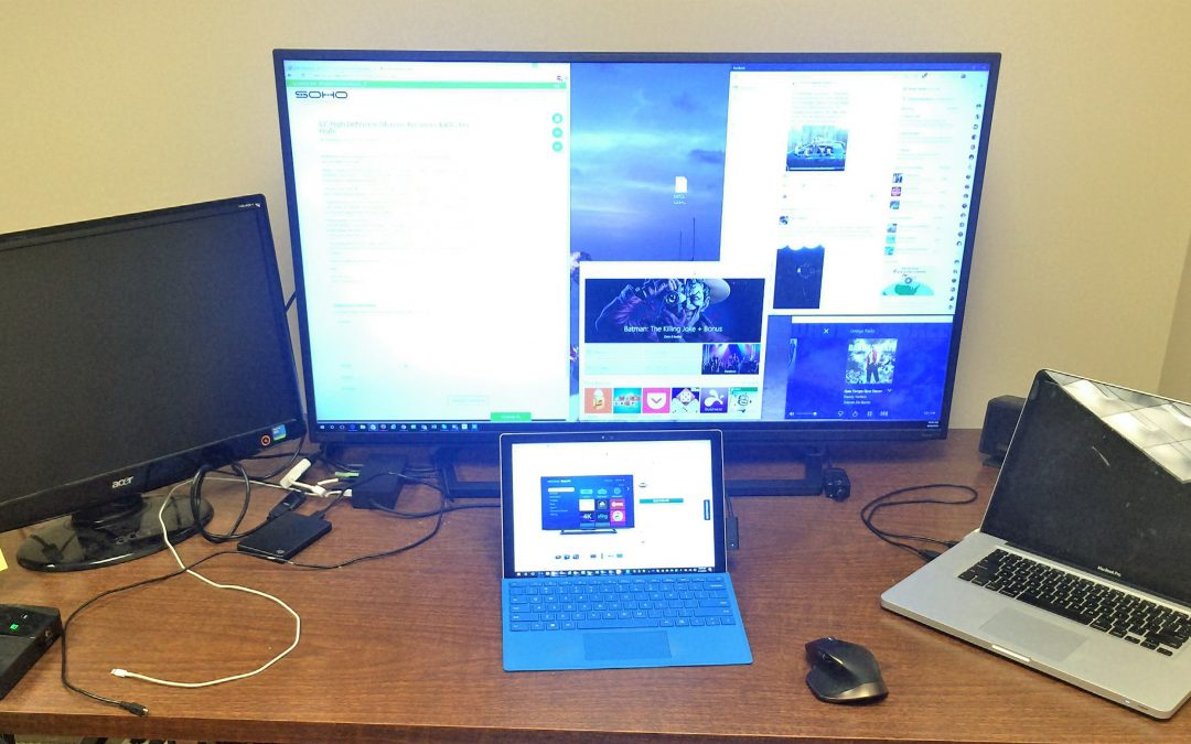 43″ High Definition Monitor for about $400?  Oh Yeah!