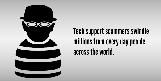 How To Spot A Tech Scam Before You Get Scammed!